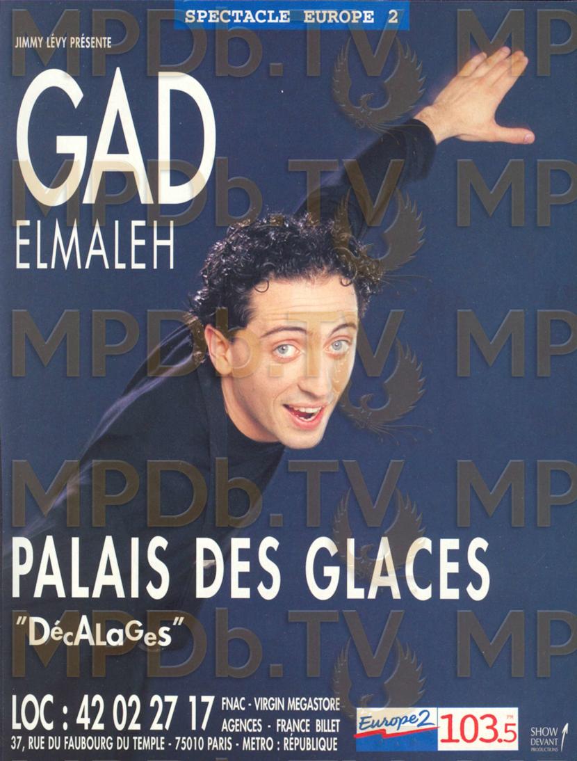 DÉCALAGES AU DES PALAIS ELMALEH GAD GLACES TÉLÉCHARGER